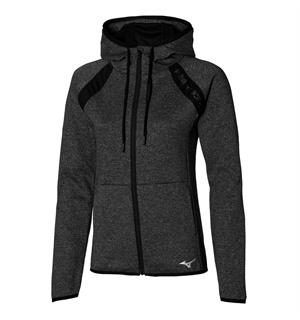 Athletic Zip Hoody W Komfortabel hettejakke