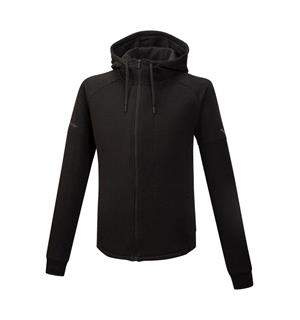 Athletic Zip Hoody Varm og god hettejakke